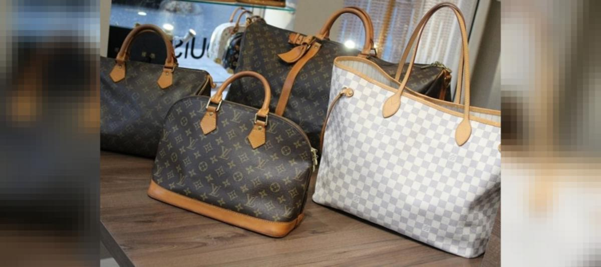 Mumbai Police Seize Fake Louis Vuitton Bags Worth Rs 4 47 Lakh From Shop In Sobo 5 Star Louis vuitton malletier, commonly known as louis vuitton (french pronunciation: police seize fake louis vuitton bags