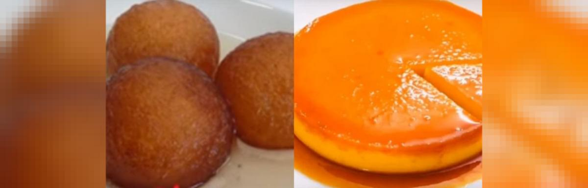 Satiate Sweet Cravings With Easy To Make Gulab Jamun Caramel Pudding Cookies And More
