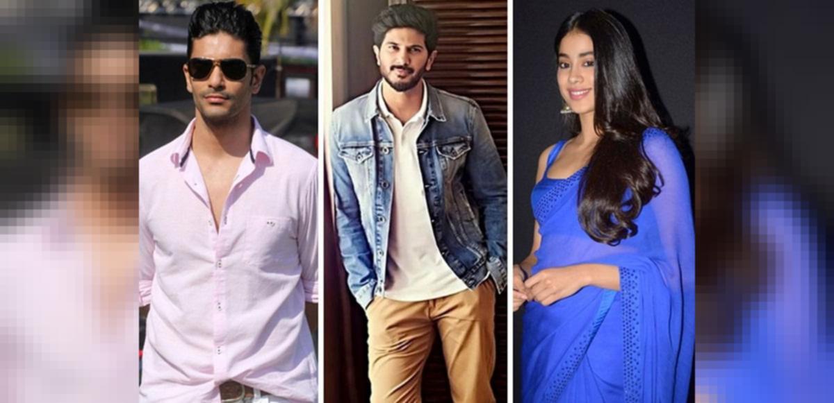 Gunjan Saxena Biopic Angad Bedi To Replace Dulquer Salmaan In Janhvi Kapoor Starrer