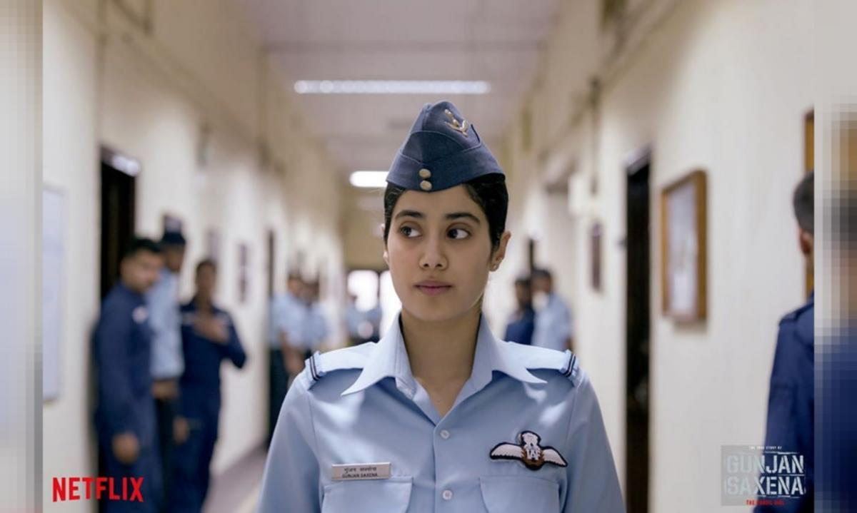 Gunjan Saxena I Had Support Of Fellow Officers Supervisors Commanding Officers At Iaf