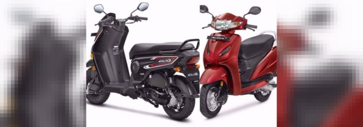 Wondrous Honda Cliq Vs Honda Activa 4G Price Specs Comparison Evergreenethics Interior Chair Design Evergreenethicsorg