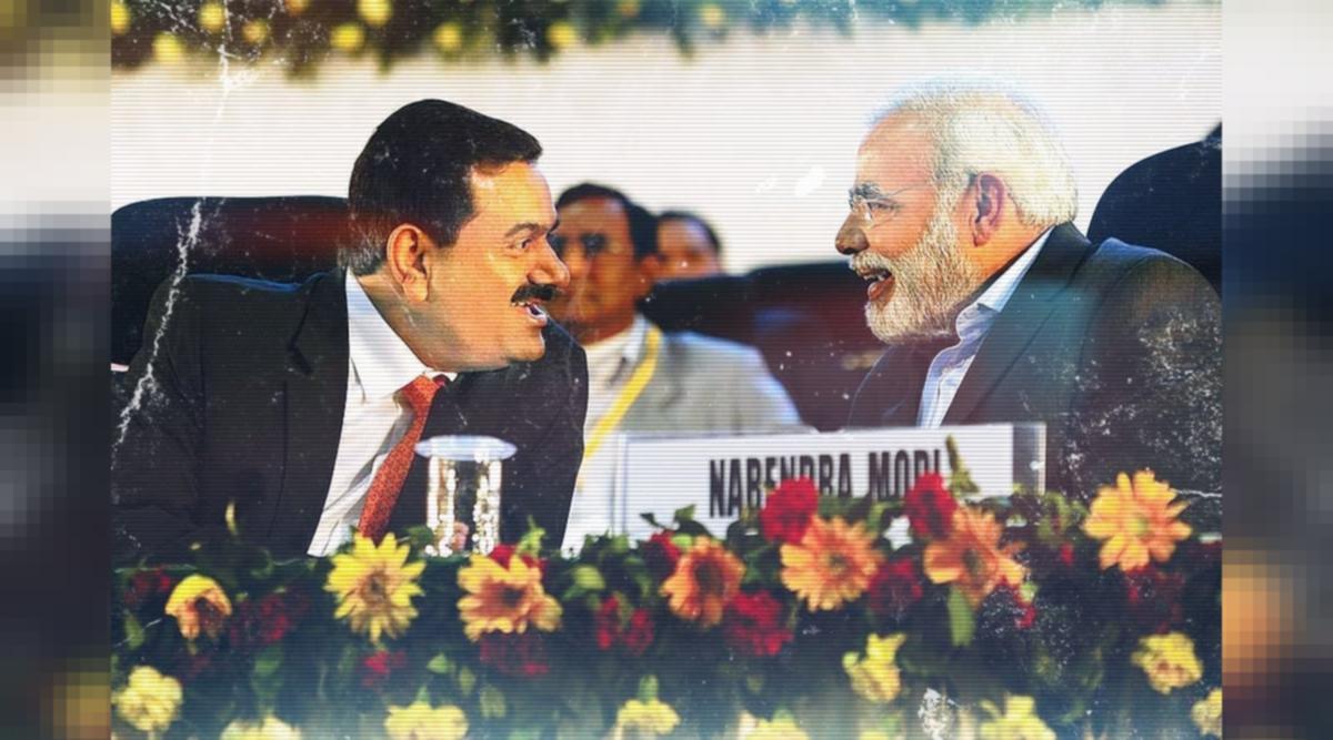Modi-Adani Colombo Strike to China