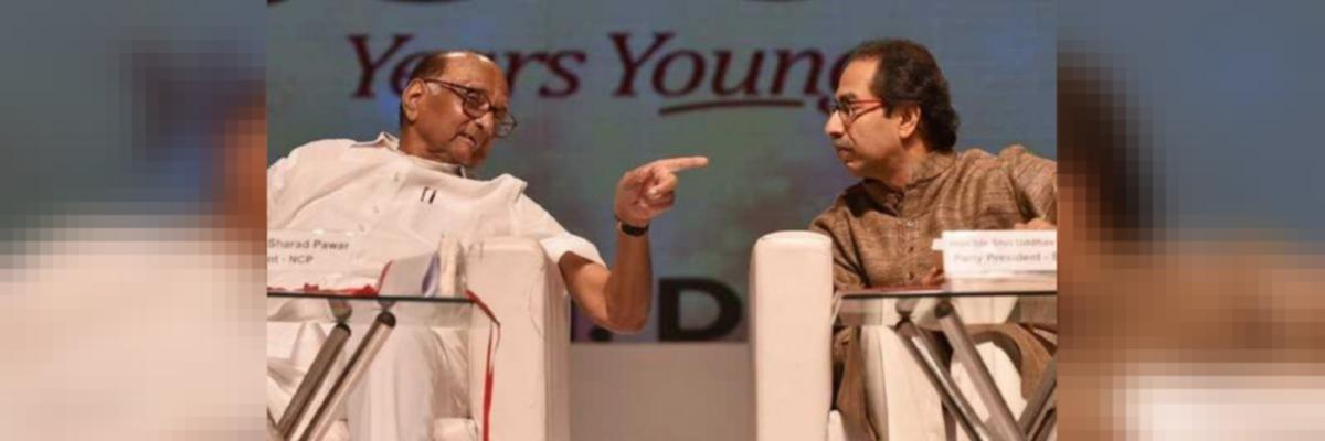 Sharad Pawar's Letter to Modi on IFSC Controversy Exposes Old  Marathi-Gujarati Fault Line
