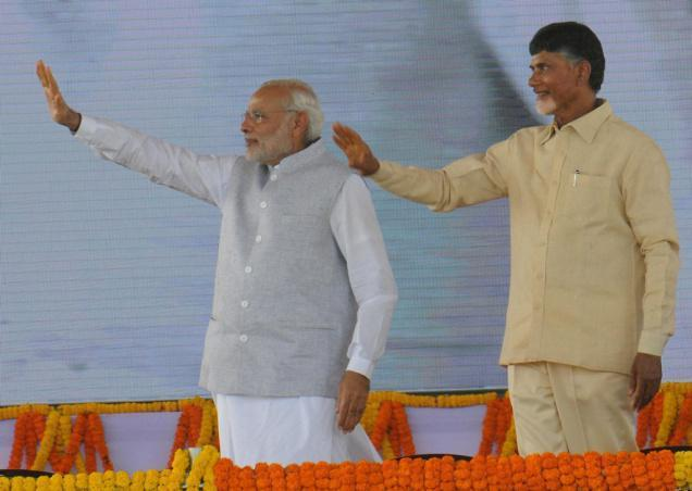 Chandrababu Naidu smells political opportunity in threat, puts BJP on notice over demands for Andhra Pradesh