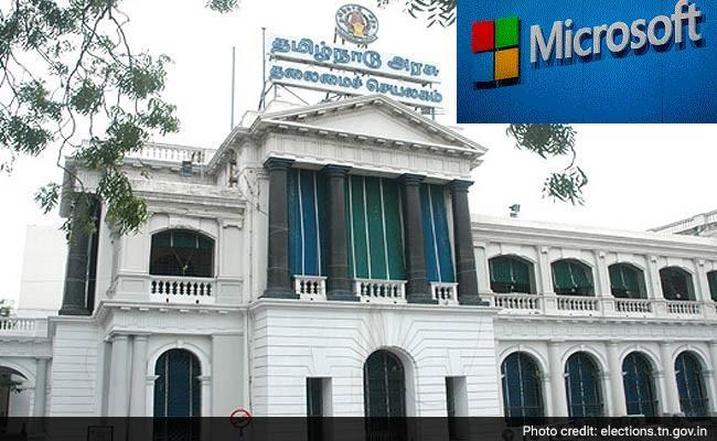 Tamil Nadu's Agreement With Microsoft Will Enhance Digital Literacy