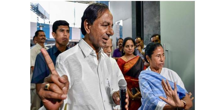 KCR's Third Front beset with infantile challenges