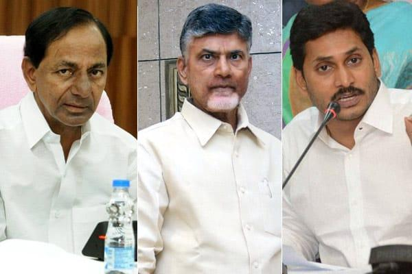 KCR , Chandrababu, Jagan in Karnataka elections
