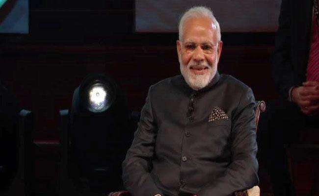 Modi in London: Politics on the foreign soil
