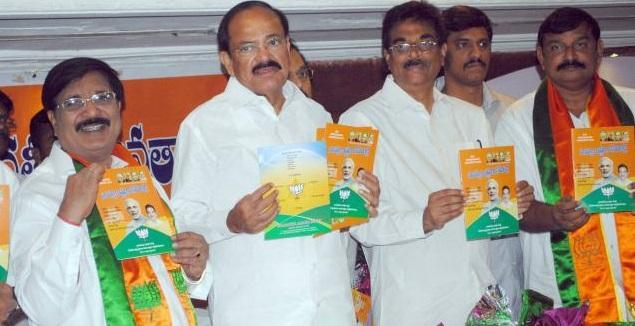 As BJP braces to take on TDP, will a Kapu leader succeed Andhra chief Haribabu?