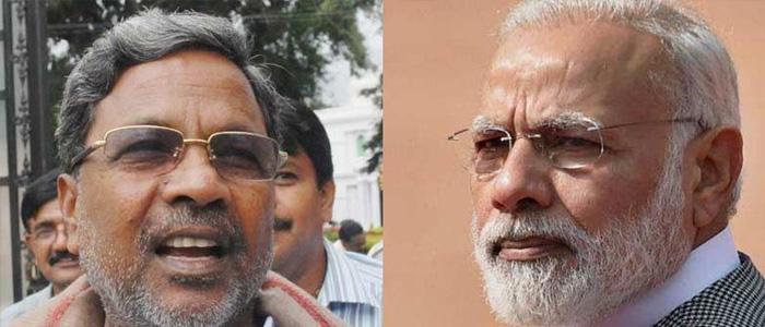 Modi vs. Siddaramaiah