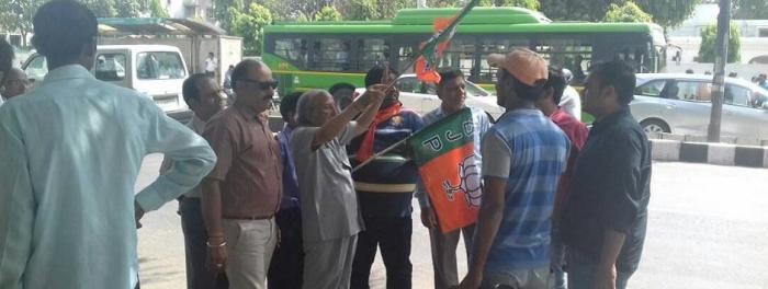 Karnataka, Kairana debacles make BJP's mission to penetrate into Telugu states an uphill task
