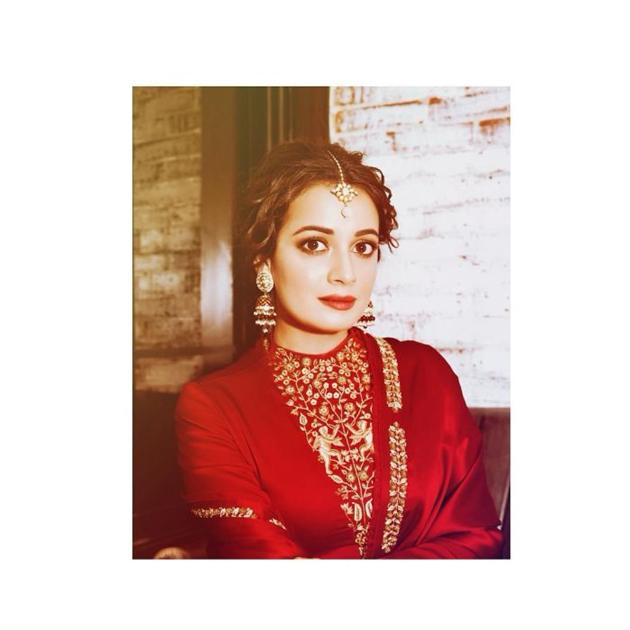 Dia Mirza Photo Shoot For Femina Photos