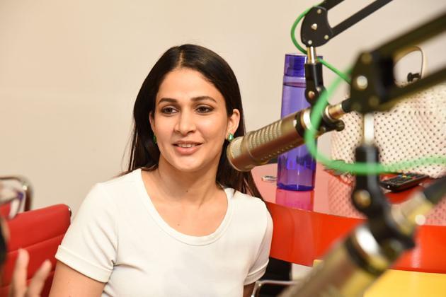 Arjun Suravaram First Single Launch at RADIO MIRCHI