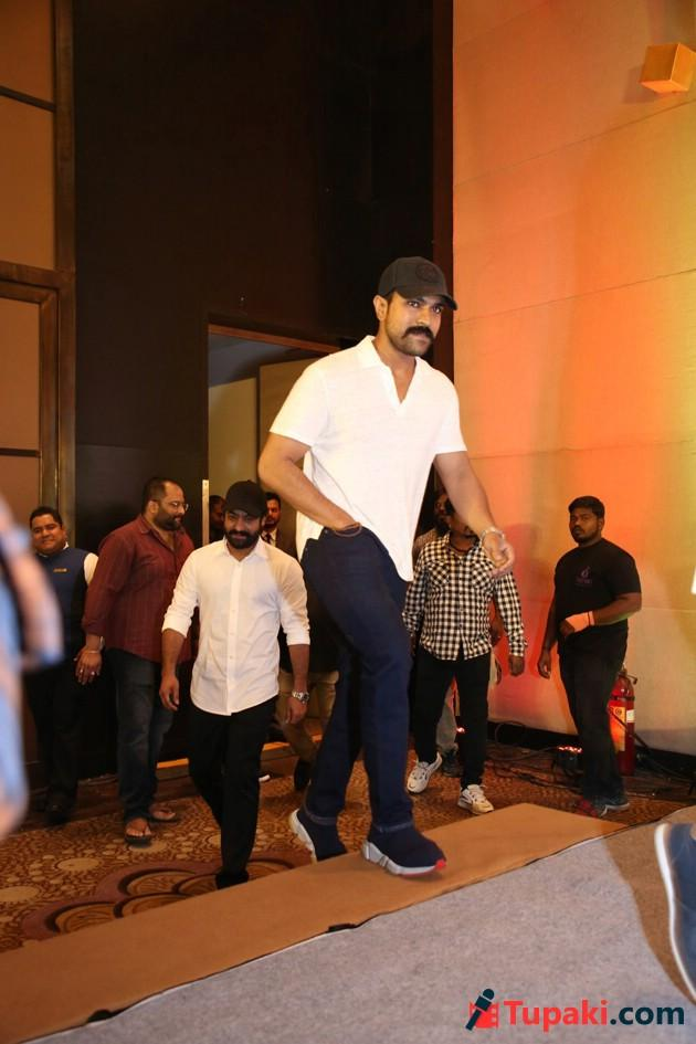 RRR Movie Press Meet Photos 01
