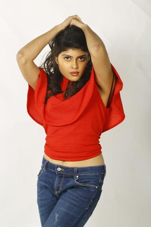 Grishma Photo Shoot Photos