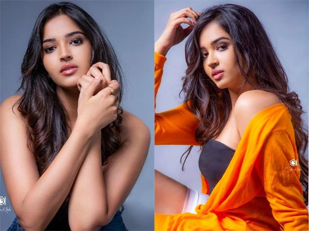 Pujitha Ponnada Latest Photos