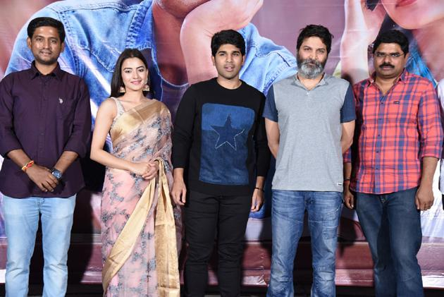 ABCD Movie Trailer Launch Photos