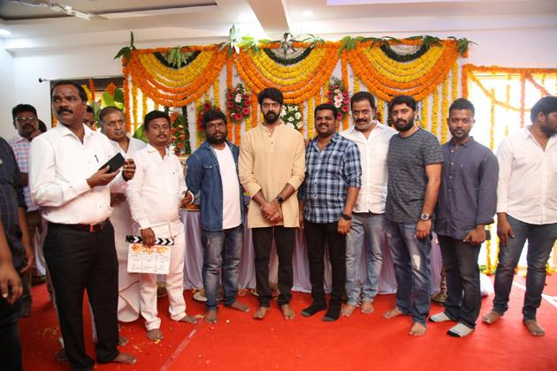 Yashas Cinemas Production No 1  Launch Photos