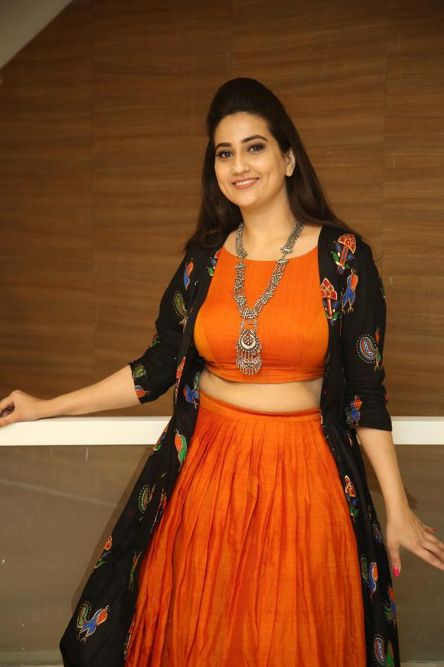 Manjusha New Photos