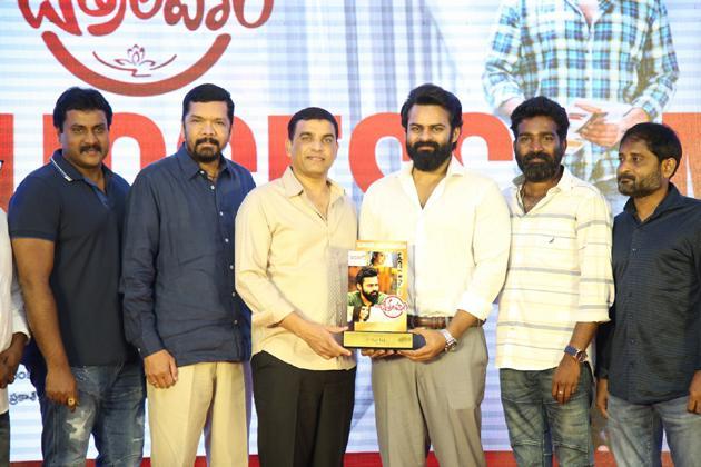 Chitralahari Movie Success Meet