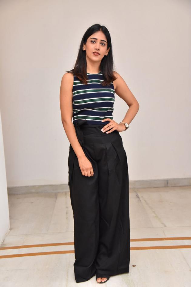 Sai Sushanth And Chandini And Simran New Movie Opening Photos
