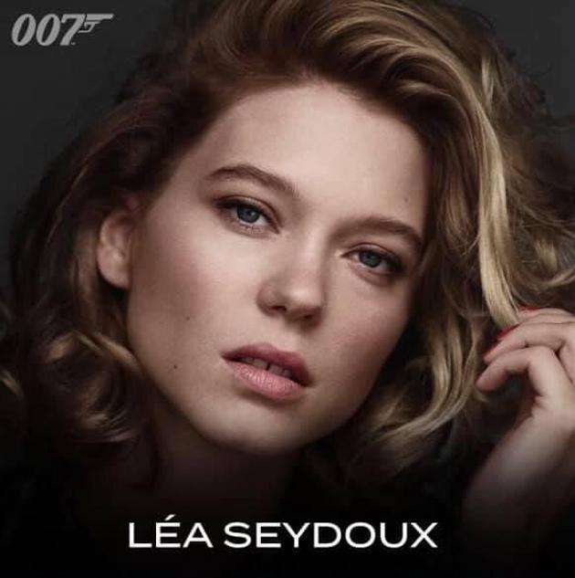 Bond25 Star Cast Pics