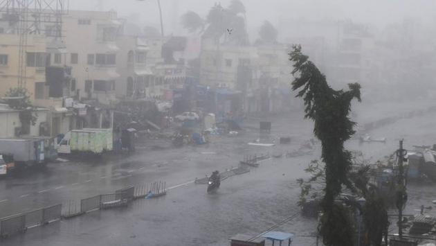 Cyclone Fani Damage Photos