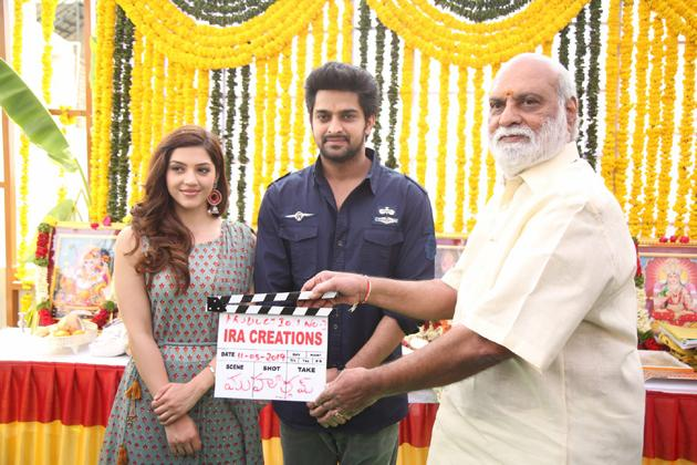 IRA Creations Production No-3 New Movie Opening Photos