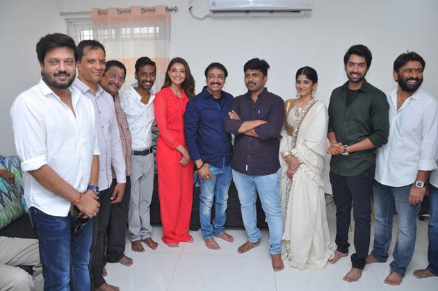 Mana Charitra New Movie Opening Photos