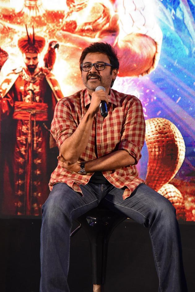 Aladdin Movie Press Meet Pics
