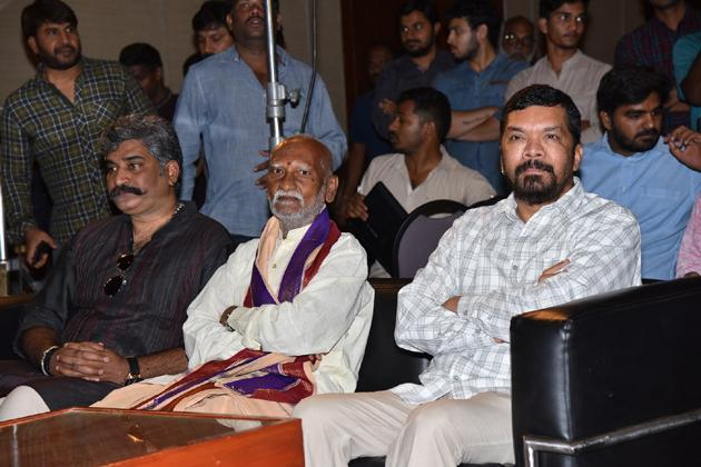 Mahesh Maharshi Success Meet Photos