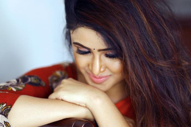 Sony Charishta Latest photo Shoot