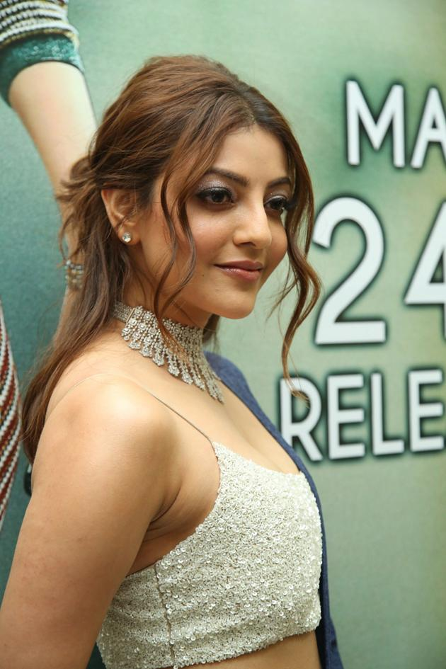 Kajal Aggarwal Latest Pictures