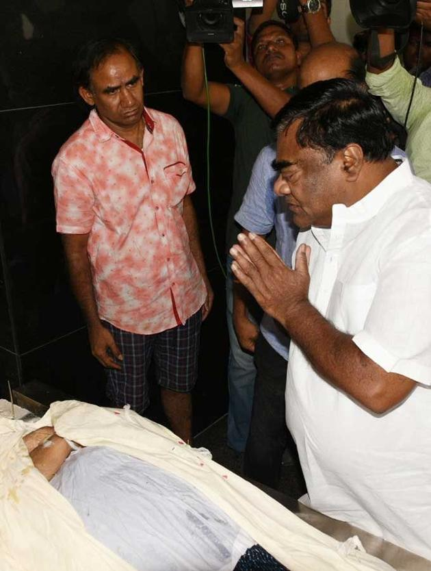Rallapalli Cremation at Mahaprasthanam Photos