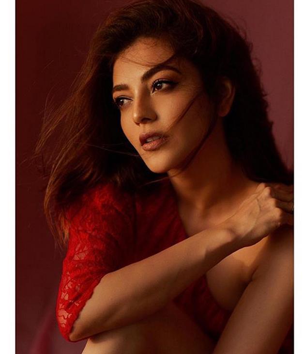 Actress Kajal Agarwal Insta Pics