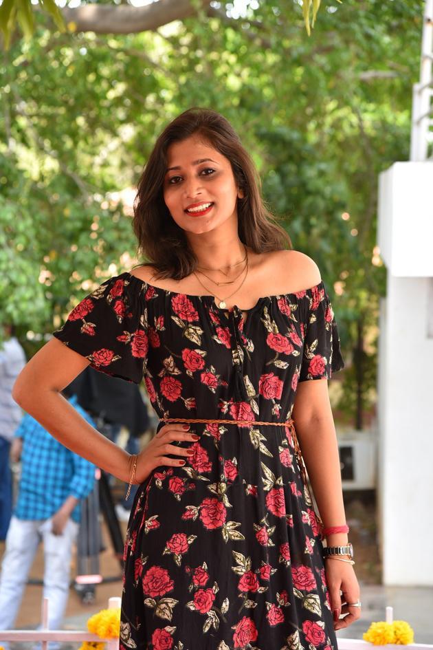 Ashrita Reddy Photos