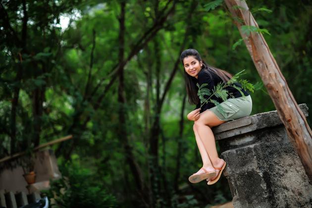 Komalee Prasad Photo Shoot Pics