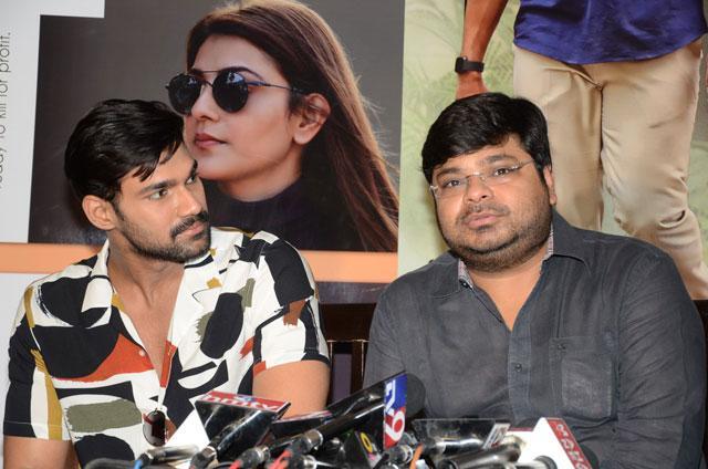 Sita Movie Success Meet photos