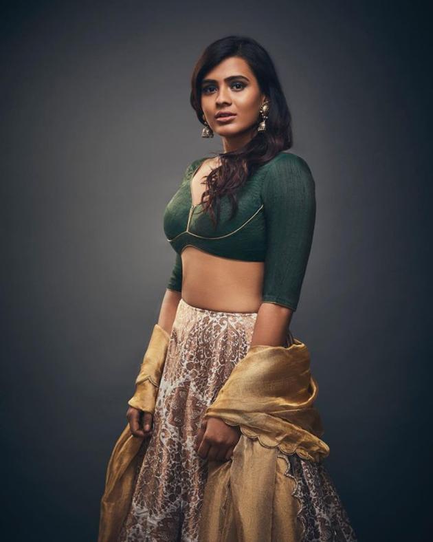 Hebah Patel Photo Shoot