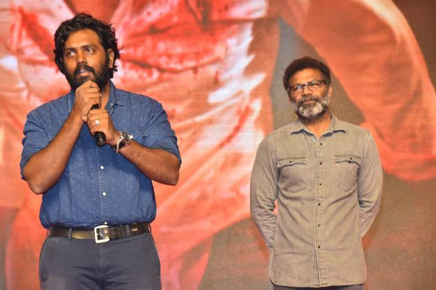 NGK Movie Pre Release Event Photos