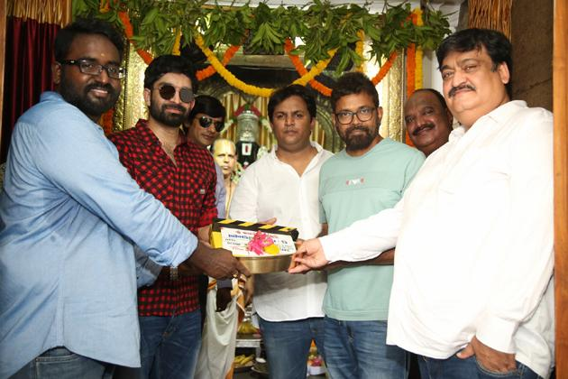 Abhishek Pictures New Movie Opening Photos