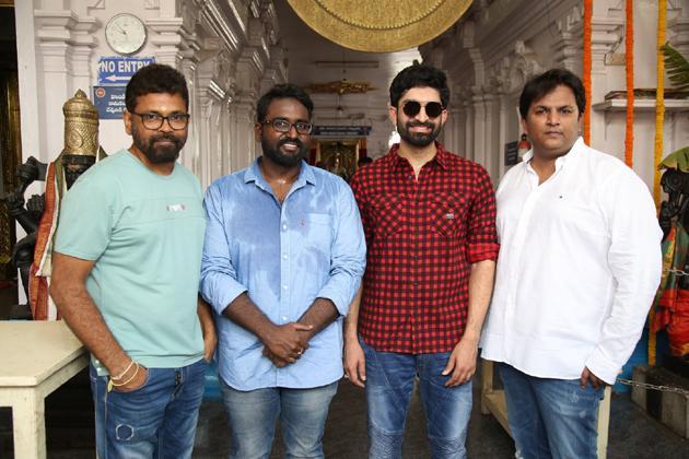 Abhishek Pictures New Movie Opening Photos