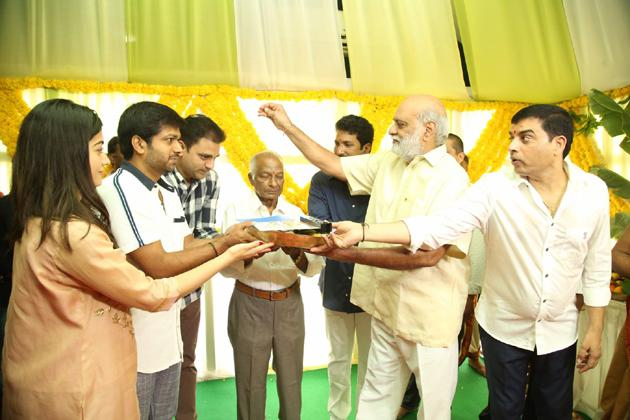 Sarileru Neekevvaru Movie Opening Photos