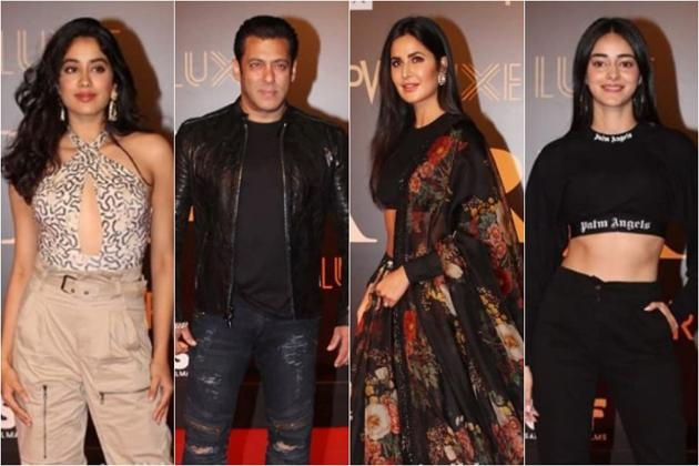 Celebs at Salman Khan Bharat premier Photos