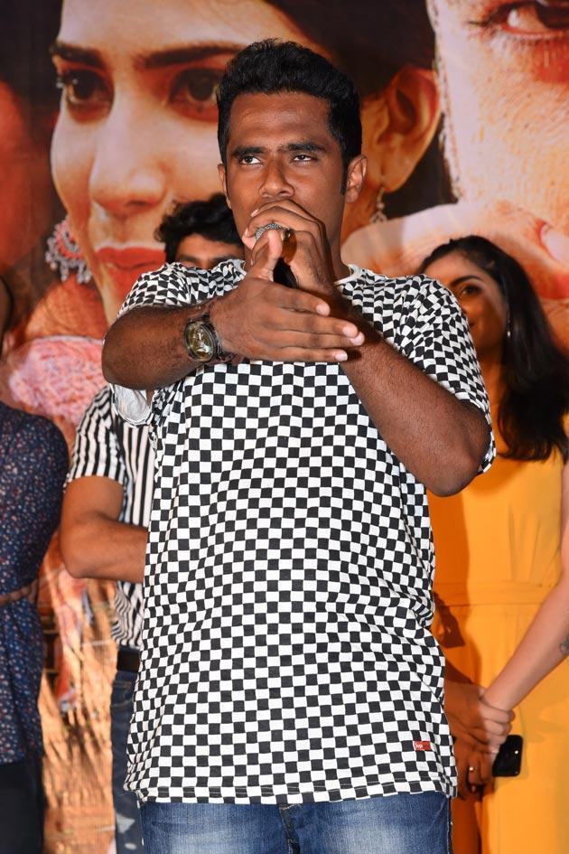 Falaknuma Das Movie Success Meet Photos