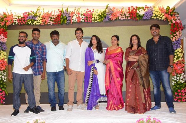RajDooth Movie Teaser Launch Photos