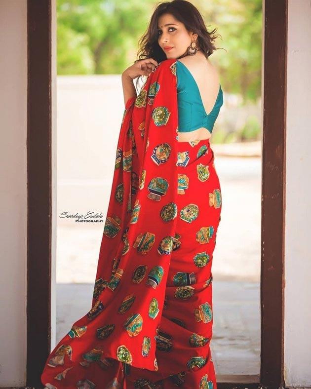Rashmi Gautam Latest Photos