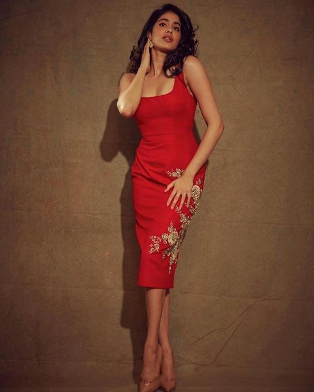 Janhvi Kapoor Latest Photo Shoot Photos