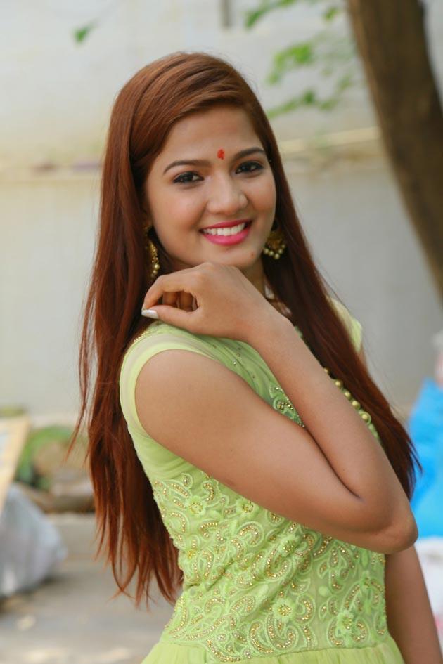 Sravani Nikki Latest Photos