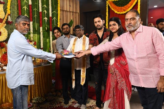 Bhavya Creations Production No 12 Opening Photos
